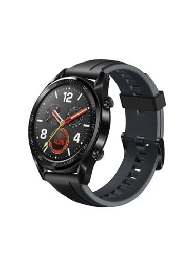 Huawei Watch Gt Sport Akıllı Saat - Siyah Siyah